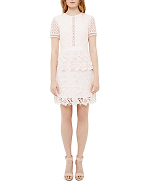 Ted Baker Layered Lace Dress
