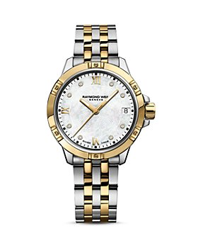 Raymond Weil - Tango Two Tone Watch with Diamonds, 30mm