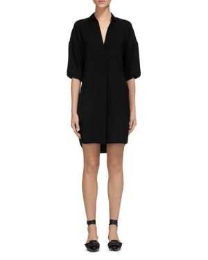 Whistles Solid Lola Dress