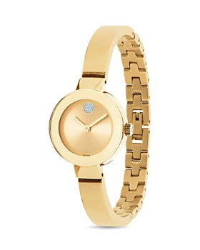 Movado - Movado BOLD Watch with Crystal Dot, 25mm