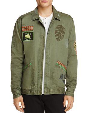 Scotch & Soda Army Shirt Jacket
