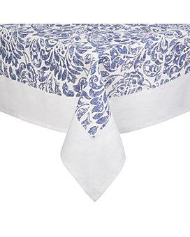 "Mode Living - Santorini Tablecloth, 70"" x 162"""