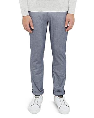 Ted Baker Mini Design Slim Fit Trousers