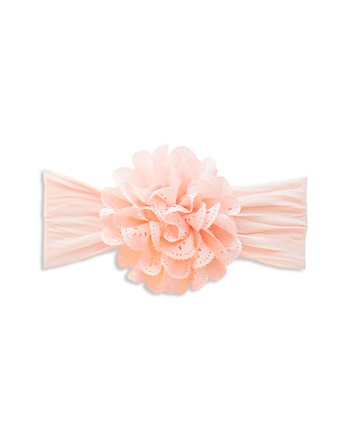 Baby Bling - Infant Girls' Eyelet Flower Headband