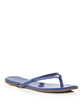 TKEES - Women's Glosses Flip-Flops
