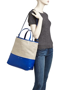 Alice.D - Capri Large Canvas Tote