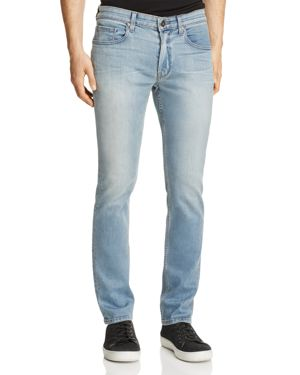 Paige Lennox Skinny Fit Jeans in Rafi