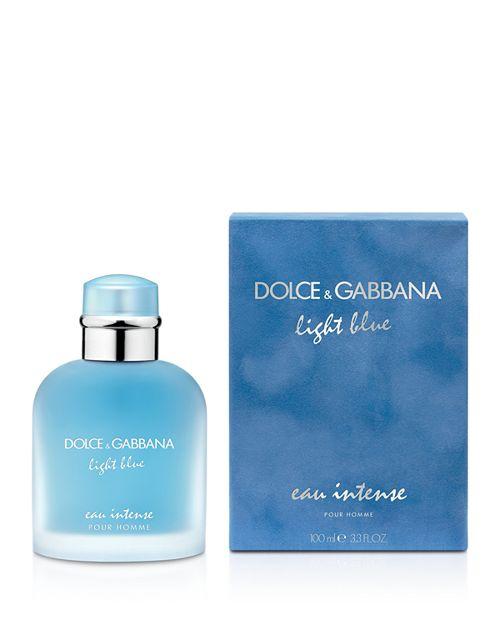 Dolce Gabbana Light Blue Eau Intense pour Homme Eau de Parfum 3.3 oz ... 3c448f3f903a