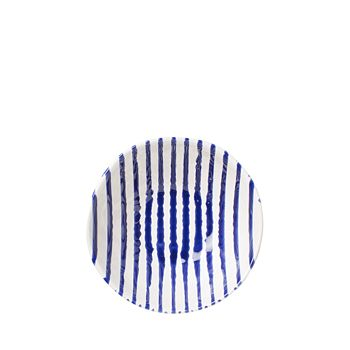 VIETRI - Net & Stripe Stripe Cereal Bowl