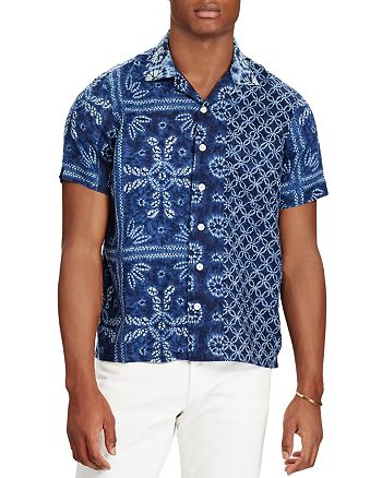 Polo Ralph Lauren - Classic Fit Button-Down Camp Shirt
