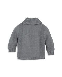Angel Dear - Boys' Shawl Collar Cardigan - Baby