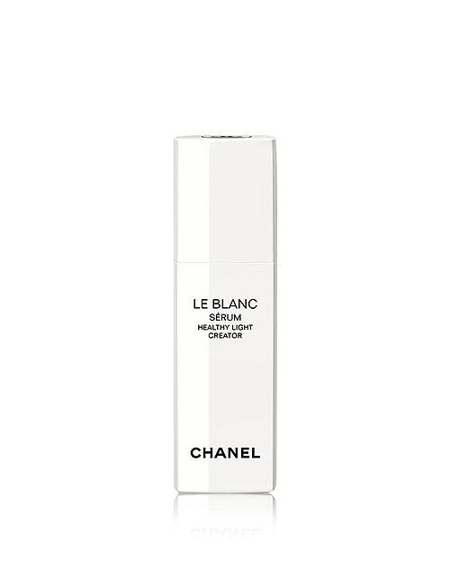 CHANEL - LE BLANC Sérum Healthy Light Creator