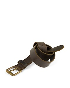 Bloomingdale's Boys - Boys' Milled Belt, Little Kid, Big Kid - 100% Exclusive