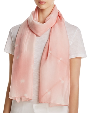 Eileen Fisher Semi-Sheer Print Scarf at Bloomingdale's