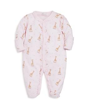 63253b13dc Kissy Kissy - Girls  Sophie La Girafe Print Footie - Baby ...