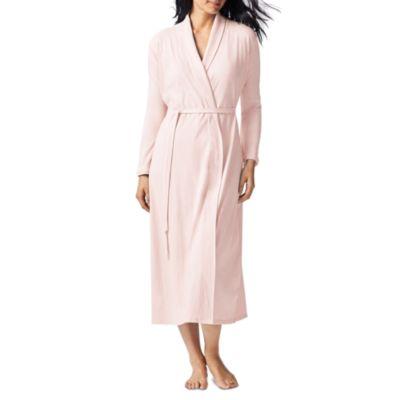 $Coyuchi Solstice Organic Cotton Jersey Robe - Bloomingdale's