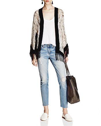 The Kooples - Kimono, rag&bone/JEAN Jeans & More
