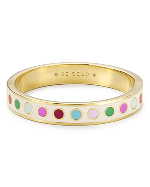 kate spade new york Be Bold Hinged Bangle