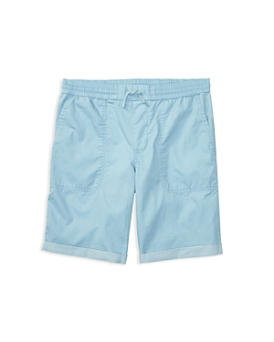 Ralph Lauren Childrenswear Boys' Twill Rolled Shorts - Big Kid
