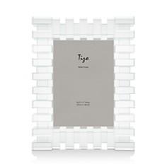 """Tizo Crystal Block Frame, 5"""" x 7"""" - Bloomingdale's Registry_0"""