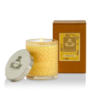 Agraria - Golden Cassis Woven Crystal Candle- 7 oz. b29251815163013473