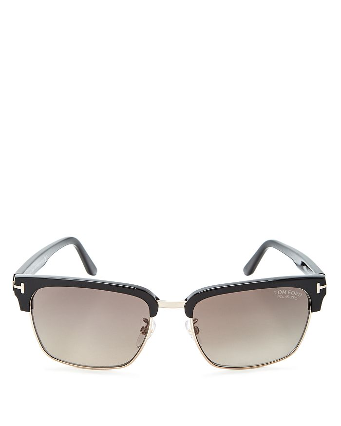 2130fe57ef Tom Ford - Men s Polarized River Square Sunglasses