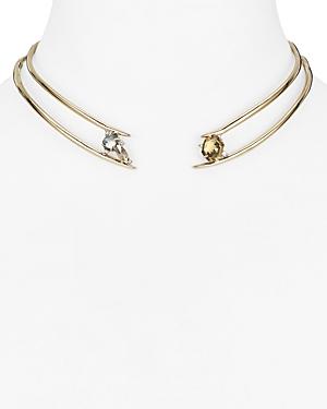 Alexis Bittar Futurist Collar Necklace