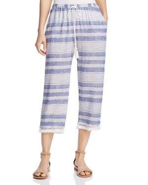 Beltaine Savannah Striped Crop Pants