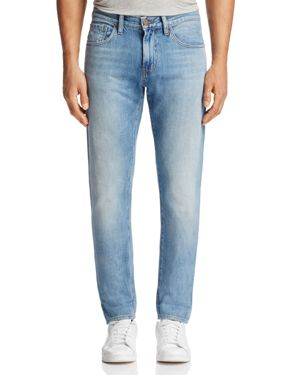 J Brand Tyler Slim Fit Jeans in Azaleah