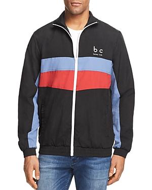 Barney Cools Color Block Stripe Track Jacket - 100% Exclusive