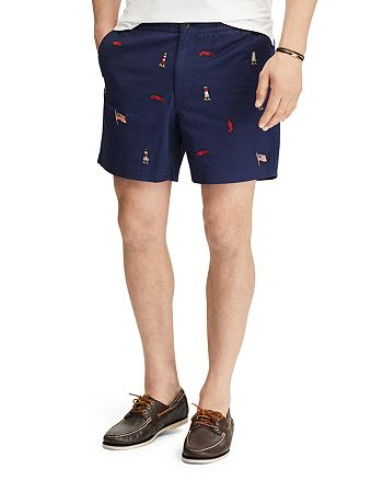 d898d9ca6c Polo Ralph Lauren Classic Fit Polo Prepster Shorts | Bloomingdale's