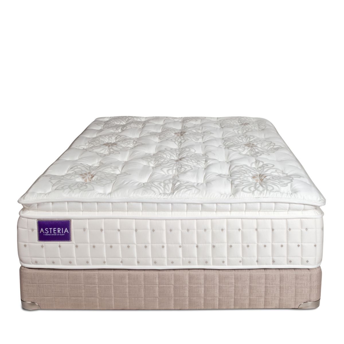 asteria larissa pillow top mattress collection 100 exclusive