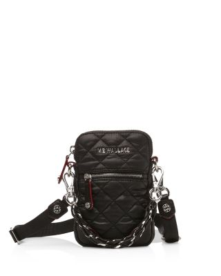 Micro Crosby Bag - Black