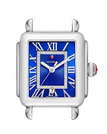 MICHELE - Deco Watch Head, 33mm x 35mm