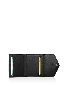 COACH - Small Wallet in Crossgrain Leather