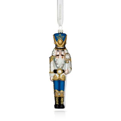 $Waterford Winter Frost Toy Soldier Ornament - Bloomingdale's