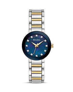 Bulova - Modern Two-Tone Watch, 26mm