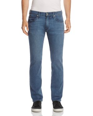 Paige Federal Slim Fit Jeans in Judd