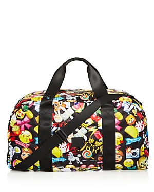 Terez Girls' Emoji Duffel Bag
