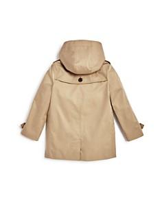 Burberry - Girls' Trench Coat - Little Kid, Big Kid