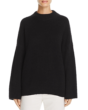 Vince Flared-Sleeve Boxy Sweater