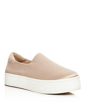 Opening Ceremony - Women's Cici Satin Platform Slip-On Sneakers