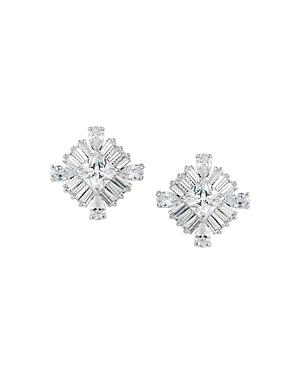 Carolee Square Stud Earrings