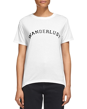 Whistles Wanderlust Graphic Tee