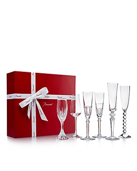 Baccarat - 6-Piece Bubbles In a Box Set