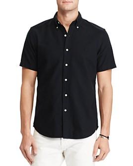 Polo Ralph Lauren - Cotton Classic Fit Button-Down Shirt