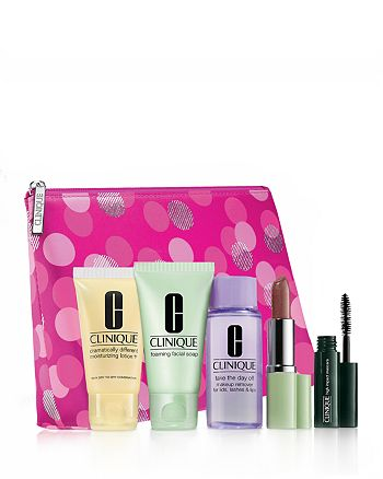 Clinique - Gift with any $40  purchase!