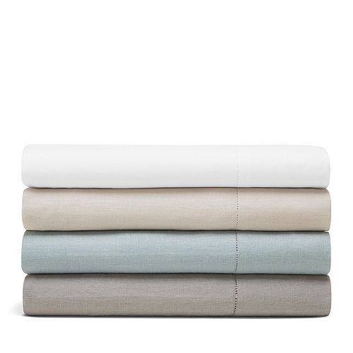 Amalia Home Collection - Stonewashed Linen Sheets - 100% Exclusive