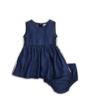 Splendid Girls' Side-Stripe Dress & Bloomers Set - Baby 2602475