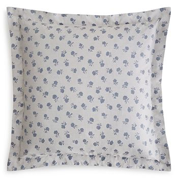 Amalia Home Collection - Lili Floral Jacquard Euro Sham - 100% Exclusive